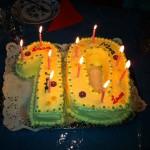 Kuchen und Torten - eine Leidenschaft der Hausherrin